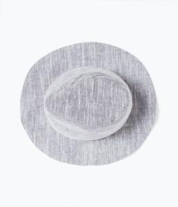 ZARA Шляпа из ткани - фото 5