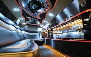 Импрессарио Limo Chrysler Black - фото 2