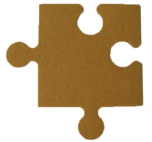 Игрушка66 Модульный мягкий пол с ковролином на ЭВА-основе - фото 8