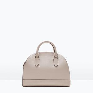 Сумка ZARA Двойная сумка-портфель - фото 7