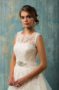 VeneziA Закрытое кружевное платье ODRI - фото 3