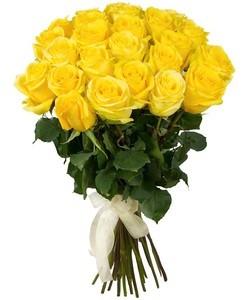 "Букетик 66 Букет из 25 роз ""Эквадор"" - фото 2"