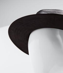 ZARA Шляпа широкополая из хлопка 3920/423 - фото 3