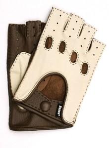 lapin66 автомобильные перчатки без пальцев. - фото 1