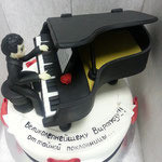 Торт Zara-торт Юбилейный торт №1 - фото 1