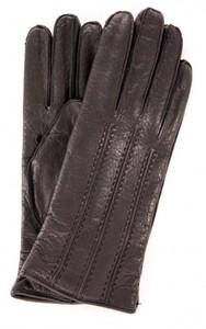 lapin66 Утепленные перчатки, отделанные декоративной строчкой - фото 1