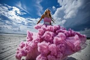 Be My Dress Lilac Cloud Платье для фотосессии - фото 1