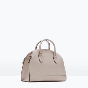 Сумка ZARA Двойная сумка-портфель - фото 8