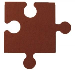 Игрушка66 Модульный мягкий пол с ковролином на ЭВА-основе - фото 3