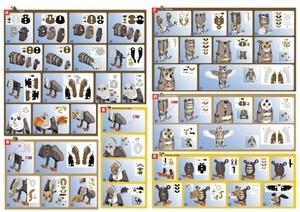 Игрушка66 ХИЩНЫЕ ПТИЦЫ - фото 2