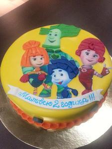 Торт Zara-торт Фото-торт №5 - фото 1