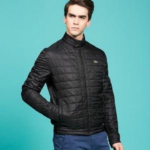 Lacoste Куртка мужская BH0516 (черная) - фото 1