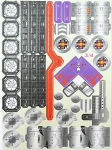 """Игрушка66 ТРАНСФОРМЕРЫ Объёмный 3D пазл """"Optimus Prime"""" - фото 7"""