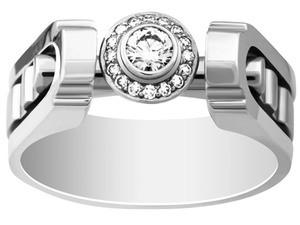 Золотой век Кольцо 8110 - фото 1