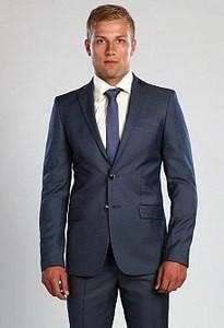 Viva Темно-синий костюм - фото 1