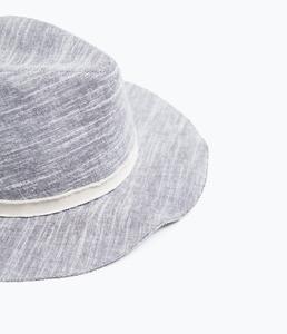ZARA Шляпа из ткани - фото 6