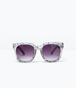 ZARA Солнцезащитные очки в прозрачной оправе 2727/002 - фото 2