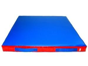 Спортмат Мат гимнастический 1000х2000х100 мм (22 кг/м3) - фото 1