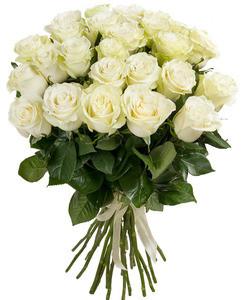 "Букетик 66 Букет из 25 роз ""Эквадор"" - фото 3"