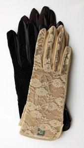 lapin66 Текстильные перчатки - фото 1