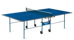 Спорт Доставка Теннисный стол START LINE OLYMPIC с сеткой - фото 1