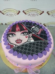 Торт Zara-торт Фото-торт №6 - фото 1