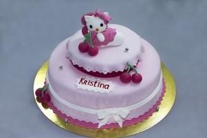 Торт Торт-Мне Крошка Кити - фото 1