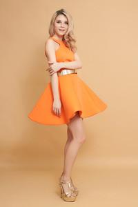 Be My Dress AQ/AQ Коктейльное платье-мини - фото 1