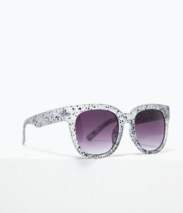 ZARA Солнцезащитные очки в прозрачной оправе 2727/002 - фото 3