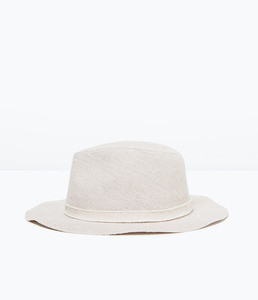 ZARA Шляпа из ткани - фото 1