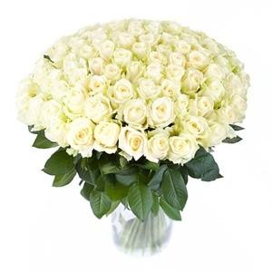 "Букетик 66 Букет из 101 розы ""Эквадор"" - фото 4"