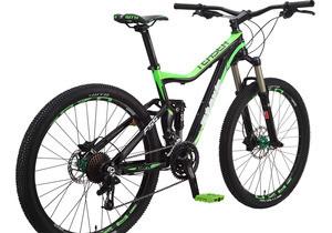 STARK Велосипед двухподвесный Teaser 140 650B 2014 - фото 2