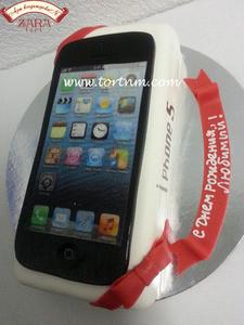 Торт Zara-торт Фото-торт №3 - фото 1