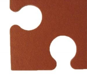 Игрушка66 Модульный мягкий пол с ковролином на ЭВА-основе - фото 7