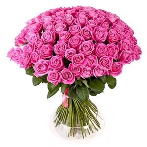 "Букетик 66 Букет из 101 розы ""Эквадор"" - фото 3"