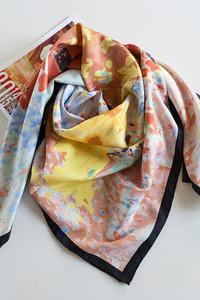 Маглия Платок из итальянского шелка - фото 1