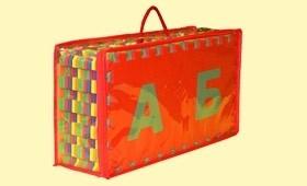 Игрушка66 Экополимеры Детский коврик-пазл «Русский Алфавит» - фото 2