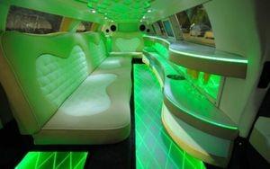 Импрессарио Limo Mercedes S class - фото 4