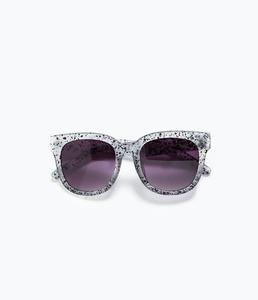 ZARA Солнцезащитные очки в прозрачной оправе 2727/002 - фото 1