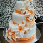 Торт Zara-торт Юбилейный торт №6 - фото 1