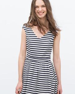 ZARA Платье с карманами - фото 2