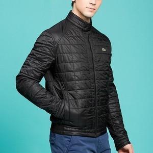 Lacoste Куртка мужская BH0516 (черная) - фото 2