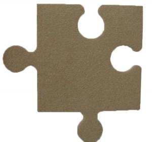 Игрушка66 Модульный мягкий пол с ковролином на ЭВА-основе - фото 9