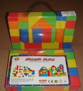 Игрушка66 Мягкий конструктор Building Block - фото 1