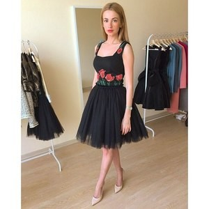 Be My Dress Ladges Платье черное - фото 1