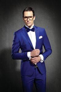 Viva Синий костюм - фото 1