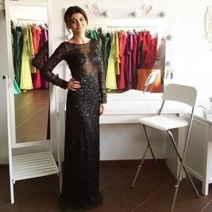Be My Dress Basix Black Label Вечернее черное платье - фото 2