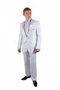 lklassika Смокинг белый классический - фото 1