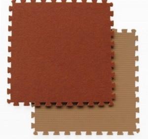 Игрушка66 Модульный мягкий пол с ковролином - фото 4
