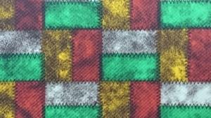 Спортмат Мягкий пол «Пэчворк» 50х50х1,8 см (МП-П50-18) - фото 2